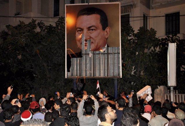 Protestas antigubernamentales en Egipto