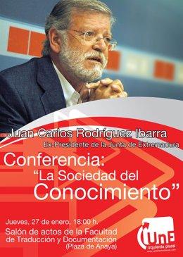 Visita Rodríguez Ibarra