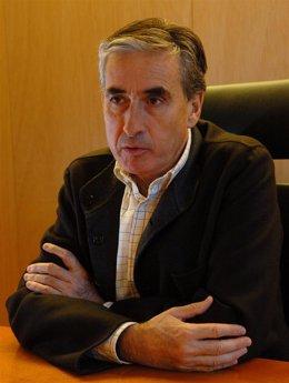 Primer plano de Ramón Jáuregui