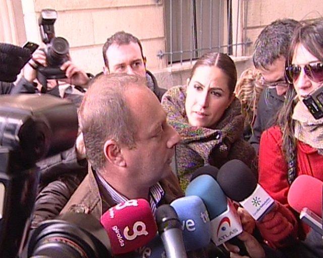 """Antonio del Castillo: """"el juicio va bien"""""""