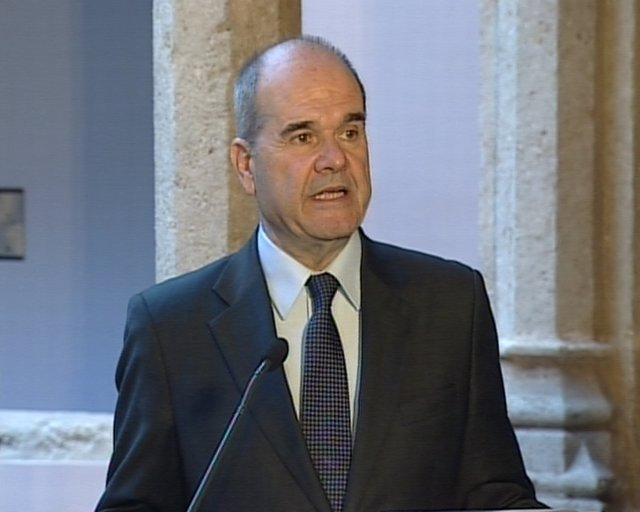 Chaves dice que le gusta Zapatero como candidato