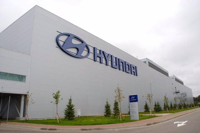 Nueva planta de Hyundai en Rusia
