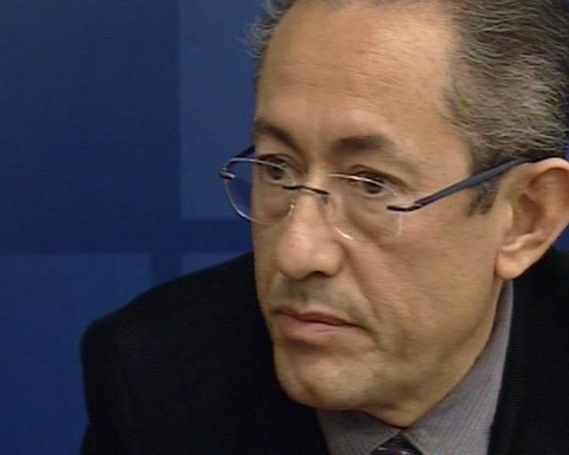 El Portavoz Del PSPV En Las Corts Valencianes, Ángel Luna