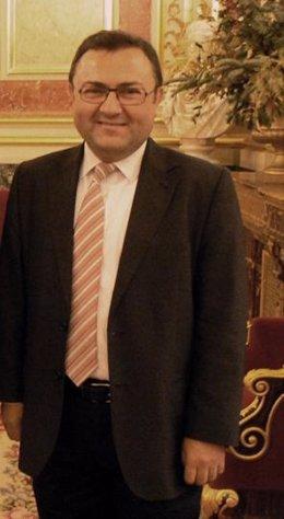 Miguel Ángel Heredia, secretario provincial del PSOE (Málaga)