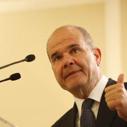 Vicepresidente Tercero, Manuel Chaves