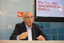 """El PSdeG ve """"curioso"""" que la huelga general """"coincida"""" con """"uno de los acuerdos sociales más importantes"""""""