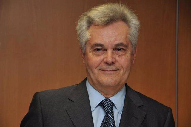 Antonio Jara, presidente de CajaGranada
