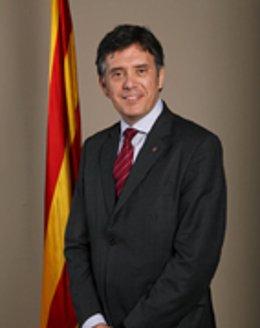 Lluís Recoder, conseller de Territorio y Sostenibilidad