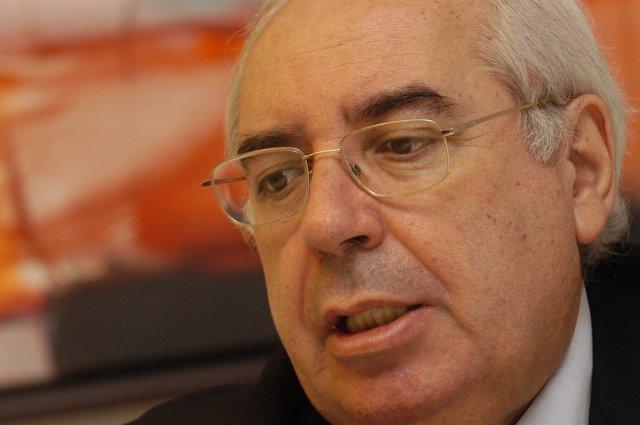 Vicente Álvarez Areces, presidente del Principado de Asturias