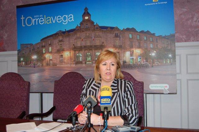 alcaldesa Torrelavega