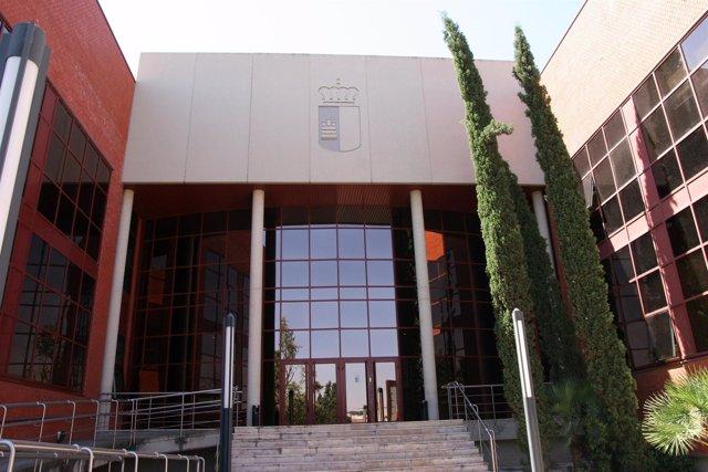 Consejería de Ordenación del Territorio de la junta de Castilla La Mancha