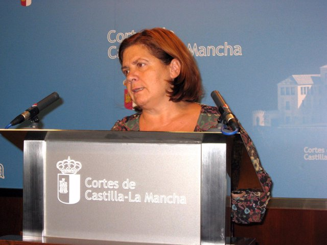 Paula Fernández consejera Trabajo y Empleo