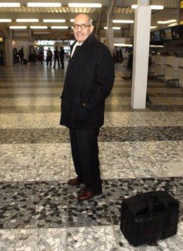 El político opositor egipcio Mohamed ElBaradei