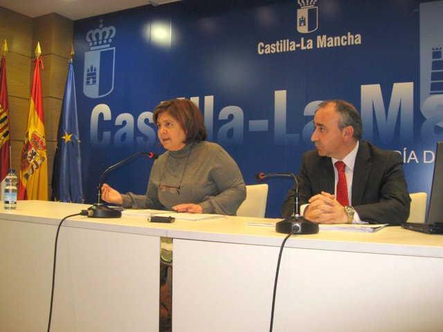 Paula Fernández consejera Trabajo