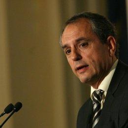 El presidente de HP en España, José Antonio Paz