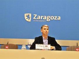 Martín (CHA) propone crear un libro blanco del procedimiento de gestión municipal en Expo 2008 para mejorar en el futuro