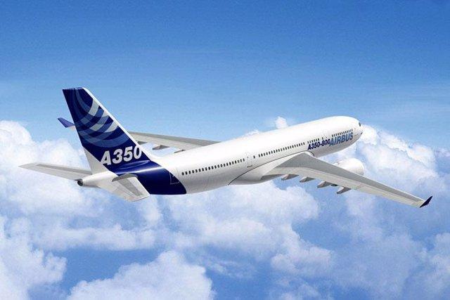 Recurso del Airbus A350