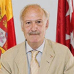 El consejero de Transportes, Ignacio Echeverría