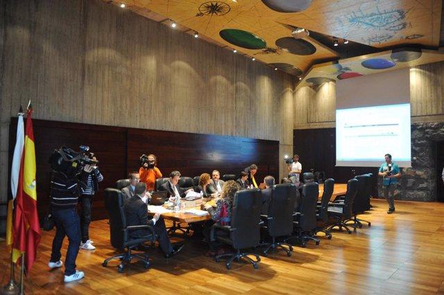Fotos Paulino Rivero Preside La Sesión Del Consejo De Gobierno De Canarias