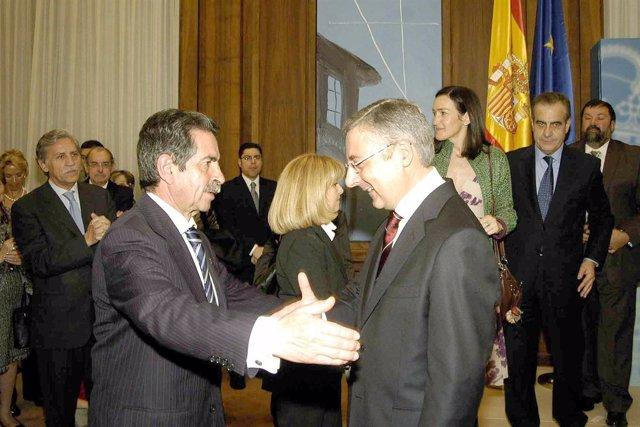 Revilla Y José Blanco