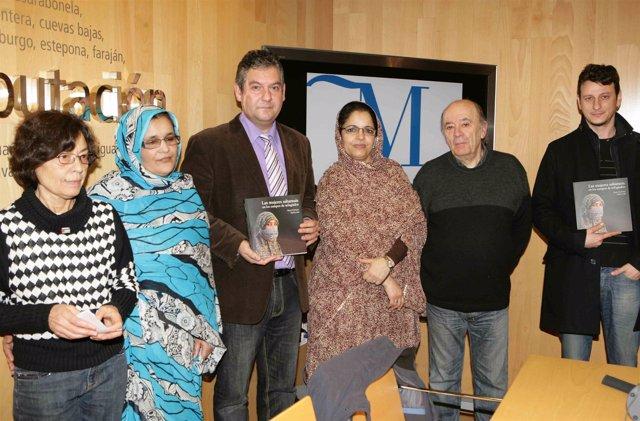 Presentación Libro Mujeres Saharauis