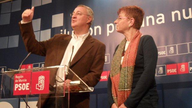 Caldera muestra su apoyo a García Retegui