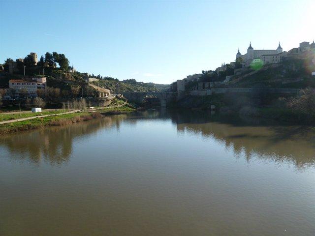 Rio Tajo Toledo