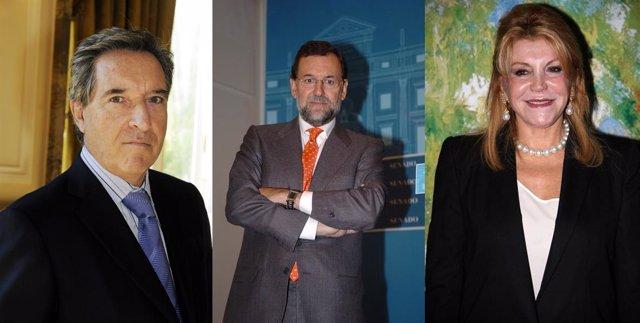 Gabilondo Rajoy y la Cervera micros de oro