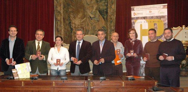 El responsable del Consorcio de Desarrollo Económico de la Diputación, Esteban M