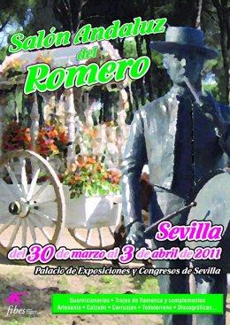 Cartel del Salón Andaluz del Romero