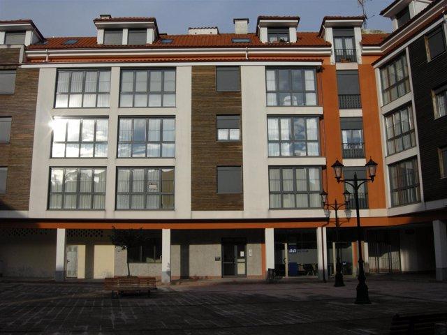 Vivienda vendida por María Jesús Otero a Almacenes Pumarín en julio de 2010