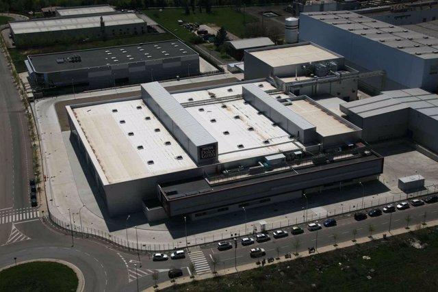 Fábrica de Nestlé en Girona