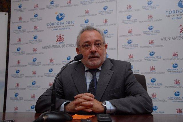 El alcalde de Córdoba, Andrés Ocaña