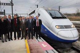 Inauguración AVE Figueres-Perpignan