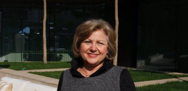 La secretaria de Política Social del Partido Popular de la Región de Murcia, Mª