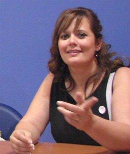 La secretaria del PA de Córdoba, María José Ríder