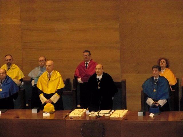 El rector de la UC en celebración Santo Tomás de Aquino