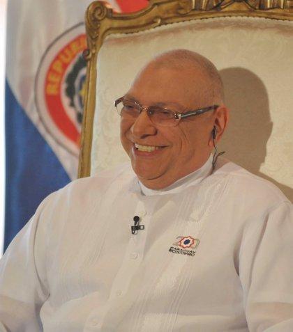 Paraguay.- Lugo recibe el alta médica tras someterse a varios exámenes en un hospital en Brasil