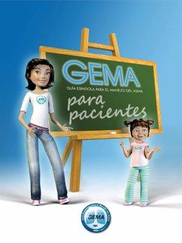 gema pacientes, pfizer, guia para pacientes, neumologia, asma, asmaticos