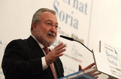 """Soria dice que el copago """"no es la solución mágica"""" a la sostenibilidad del SNS"""