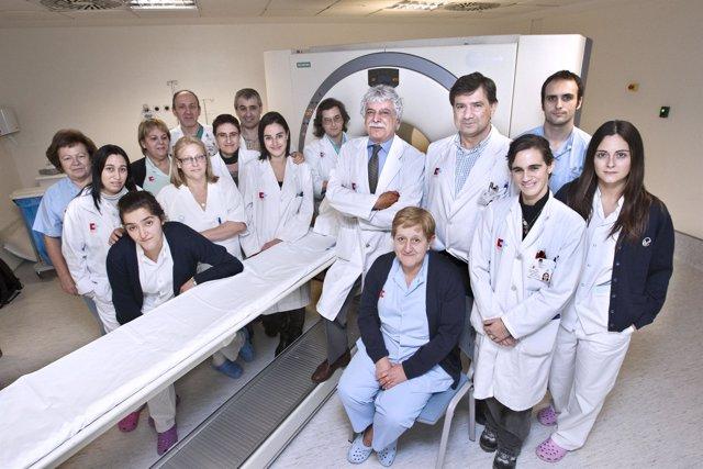 Servicio Medicina Nuclear valdecilla