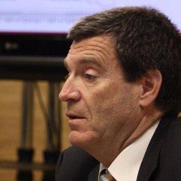 Aurelio Martínez es el presidente del Instituto de Crédito Oficial (ICO)