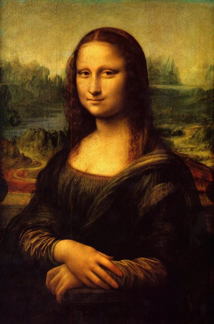 La Gioconda Era El Amante De Leonardo Da Vinci