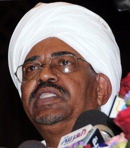 El presidente de Sudán, Omar Hassan al Bashir