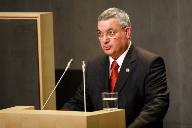 Miguel Buen, juntero PSE en Gipuzkoa