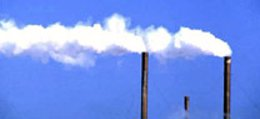 Emisiones de industrias andaluzas