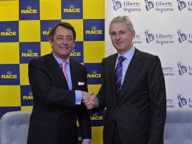 Acuerdo Liberty-RACE