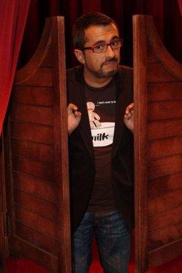 El presentador de televisión Andreu Buenafuente