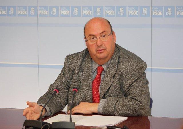 José Molina, PSOE
