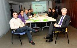 Del Río reunión técnicos de juventud